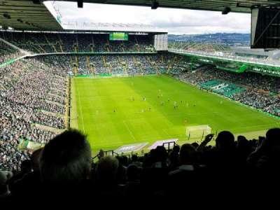 Celtic Park section 442