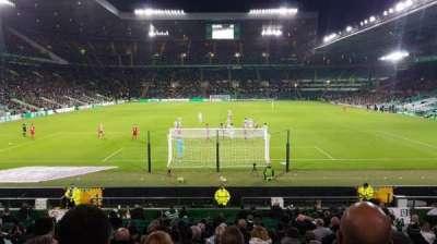 Celtic Park section 140