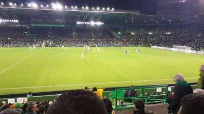 Celtic Park section 104