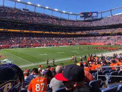 Empower Field at Mile High Stadium, section: 128, row: 15, seat: 5
