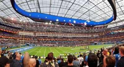 SoFi Stadium section C109