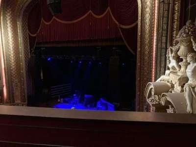 Wang Theatre, section: Mezzanine R, row: C, seat: 38