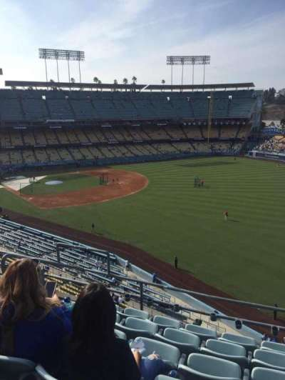 Dodger Stadium, section: 48RS, row: F, seat: 4