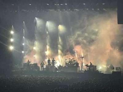 Utilita Arena Birmingham, section: 5 Lower, row: P, seat: 230-2334