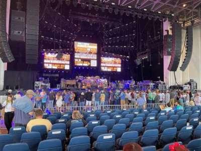 PNC Music Pavilion, section: 2, row: T, seat: 35