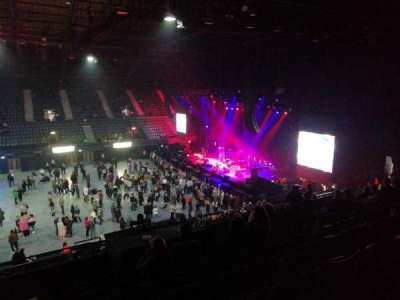 SSE Arena, Wembley, section: N5, row: T, seat: 66