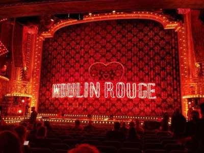 Al Hirschfeld Theatre, section: Orchestra C, row: N, seat: 102