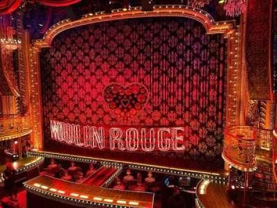 Al Hirschfeld Theatre, section: Mezzanine R, row: A, seat: 2