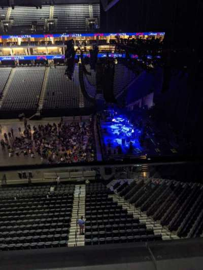 Golden 1 Center, section: 204, row: A, seat: 6