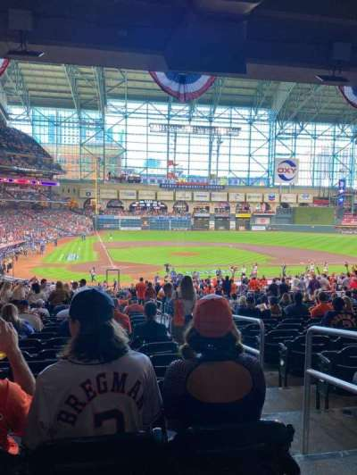 Minute Maid Park, section: 122, row: 37, seat: 14