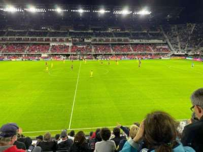 Audi Field section 127