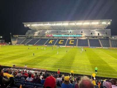 SeatGeek Stadium, section: 126, row: 20, seat: 13