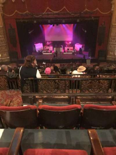 The Fabulous Fox Theatre (St. Louis) section Lower Balcony 4