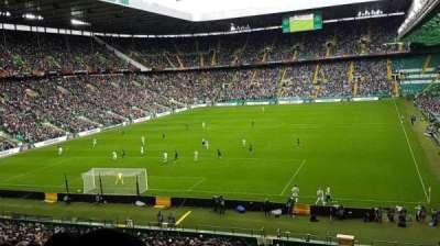 Celtic Park section 137