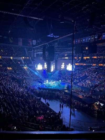 Bridgestone Arena section 314