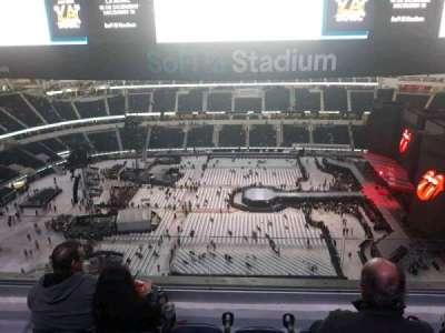 SoFi Stadium section 444