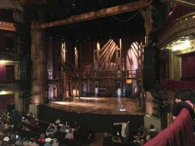 CIBC Theatre section Dress circle-E