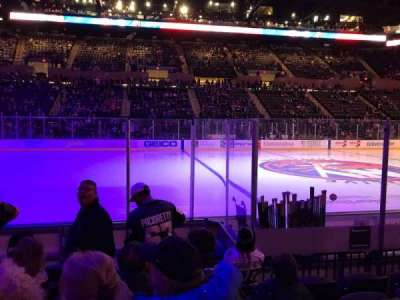 Nassau Veterans Memorial Coliseum section 18