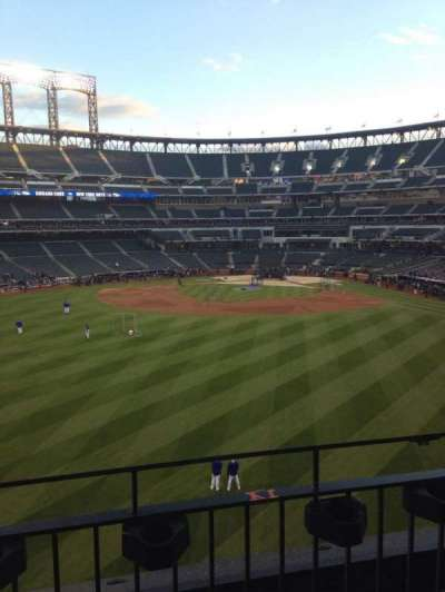 Citi Field, section: 337, row: 2, seat: 16