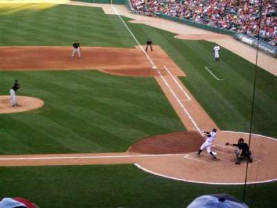 Victory Field, section: 207, row: K, seat: 12