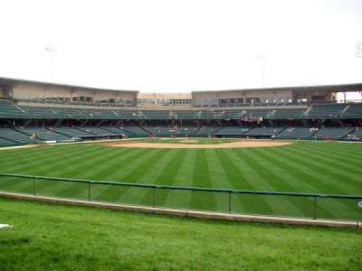 Victory Field section Right Field Lawn