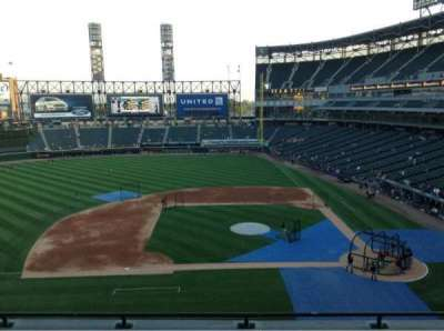 U.S. Cellular Field section 338