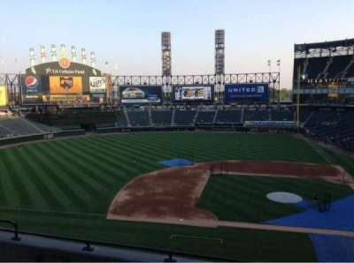 Guaranteed Rate Field, section: 338, row: 5, seat: 11