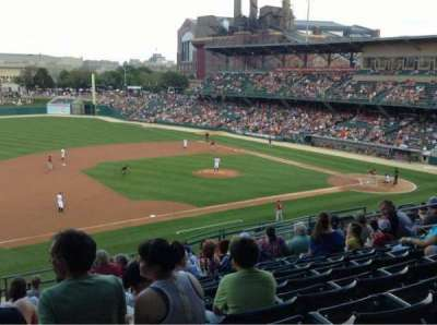Victory Field section 204
