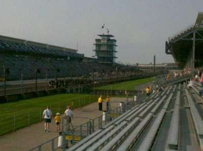Indianapolis Motor Speedway section 11