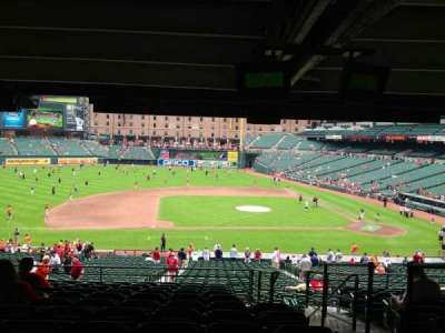 Oriole Park at Camden Yards, section: 53, row: 12, seat: 1