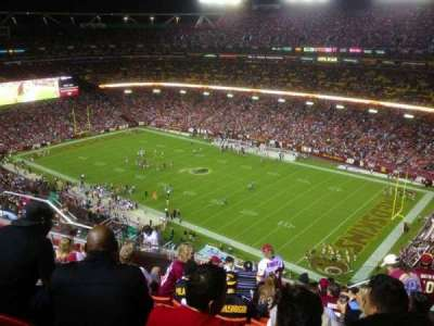 FedEx Field section 449