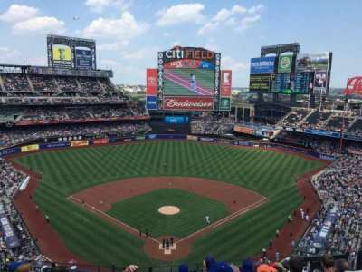 Citi Field, section: 514, row: 7, seat: 10