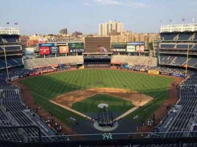 Yankee Stadium, section: 420b, row: 6, seat: 21