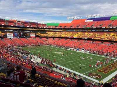 FedEx Field section 337