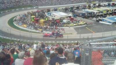 Martinsville Speedway section Clary Earles Tower MM