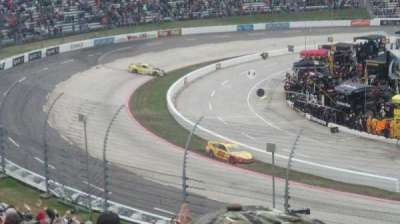 Martinsville Speedway, section: Clary Earles Tower MM, row: 29, seat: 1