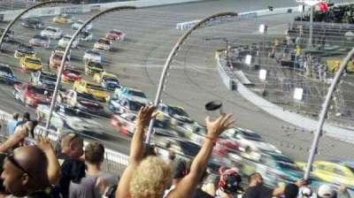 Richmond International Raceway, section: Dogwood I, row: 10, seat: 4