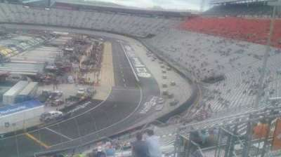 Bristol Motor Speedway, section: Kulwicki I, row: 36, seat: 10