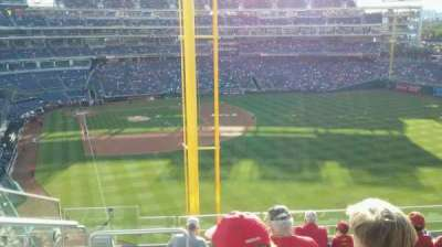 Nationals Park, section: 234, row: H, seat: 14