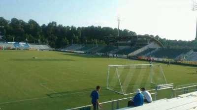 Capelli Sport Stadium, section: 403, row: I, seat: 19