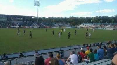 WakeMed Soccer Park, section: 304, row: K, seat: 25