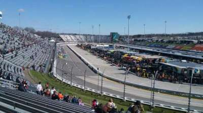 Martinsville Speedway, section: DD, row: 25, seat: 1