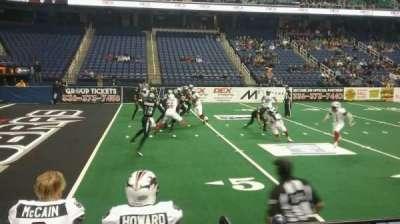 Greensboro Coliseum section 106