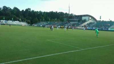 WakeMed Soccer Park, section: 403, row: 1, seat: 20
