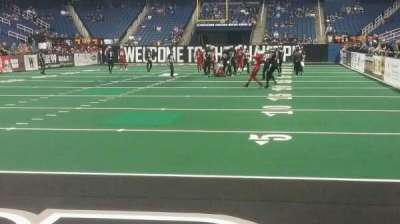 Greensboro Coliseum section 118