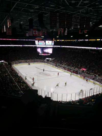 PNC Arena section 214