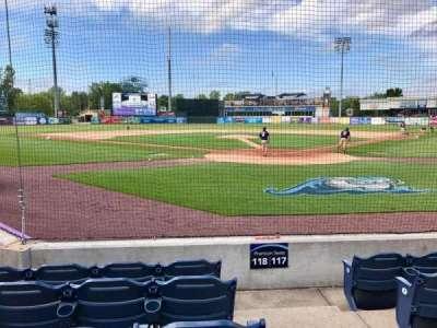 Fifth Third Ballpark section 118