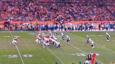 Sports Authority Field at Mile High, section: 107, row: 20, seat: 22