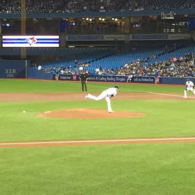 Rogers Centre, section: 127r, row: 10, seat: 10