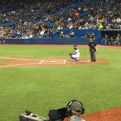 Rogers Centre section 127r